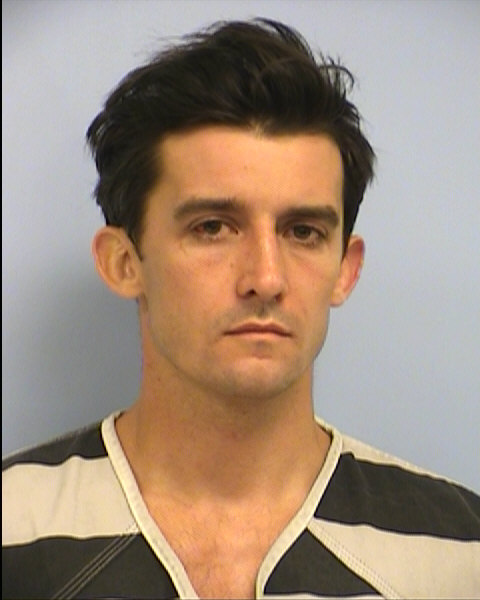 JOHN SIKES (Travis County Central Booking)