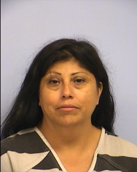PATRICIA MARQUEZ (Travis County Central Booking)