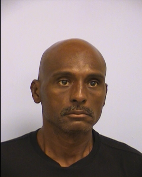 ISSAC BOSTON (Travis County Central Booking)