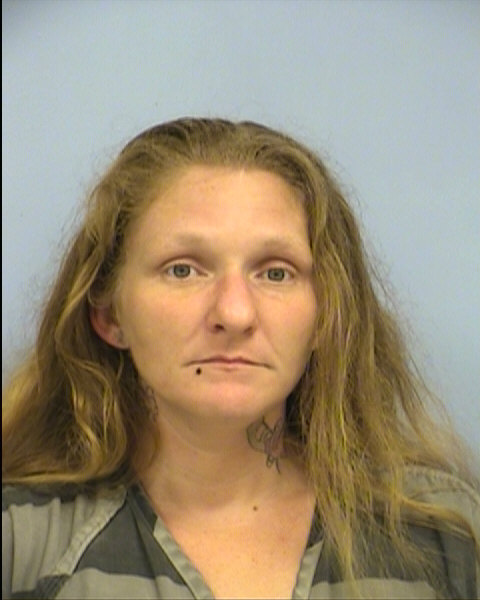 CHELSEA PENNEY (Travis County Central Booking)