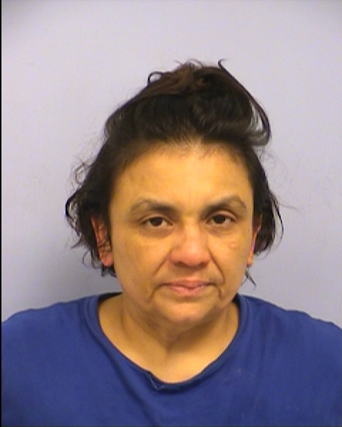 MELISSA RUIZ (Travis County Central Booking)