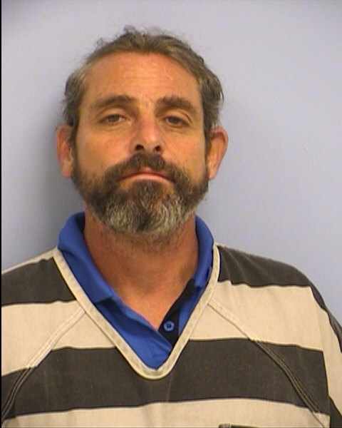 WILLIAM SADEGUR (Travis County Central Booking)