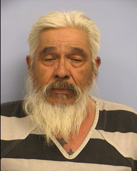 HENRY CORTINAS (Travis County Central Booking)