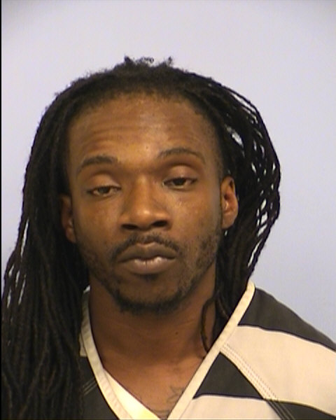 CEDRICK SLAUGHTER (Travis County Central Booking)