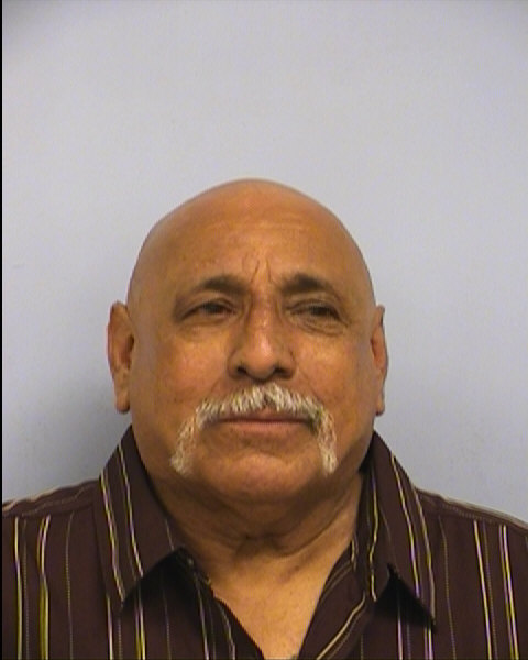 AUGUSTIN SORIANO (Travis County Central Booking)