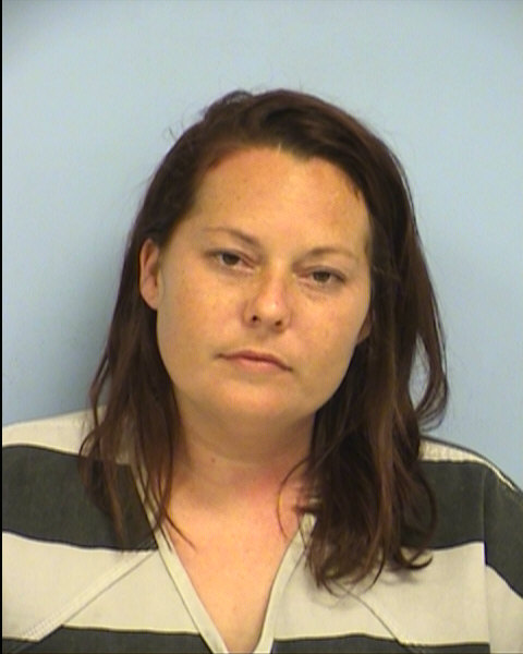 KATHLEEN BROWN (Travis County Central Booking)