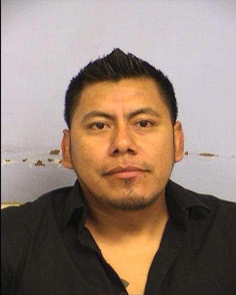 ALEJANDRO JUAREZ GONZALEZ (Travis County Central Booking)