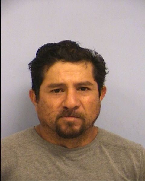 HECTOR MARCHAN (Travis County Central Booking)