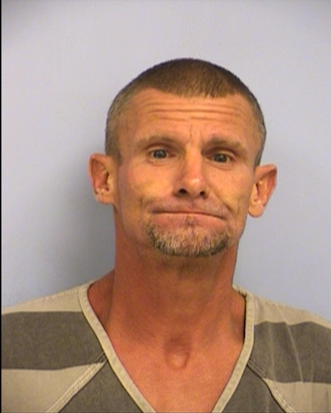 CHAD BARRON (Travis County Central Booking)