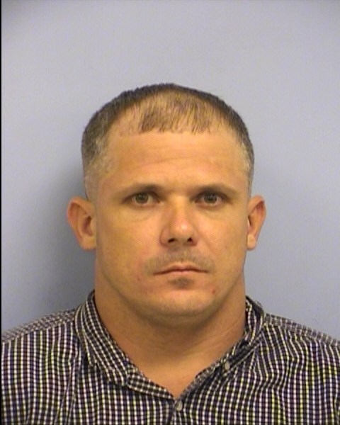 DUSTIN WEST (Travis County Central Booking)