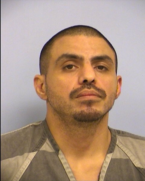 HECTOR MONROY (Travis County Central Booking)