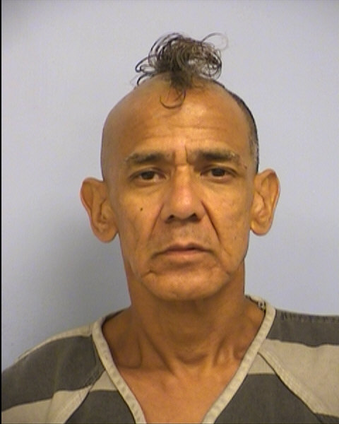 DAVID GRAJEDA (Travis County Central Booking)