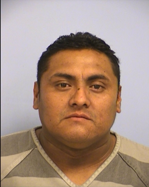 SANTIAGO MONDRAGON CRUZ (Travis County Central Booking)