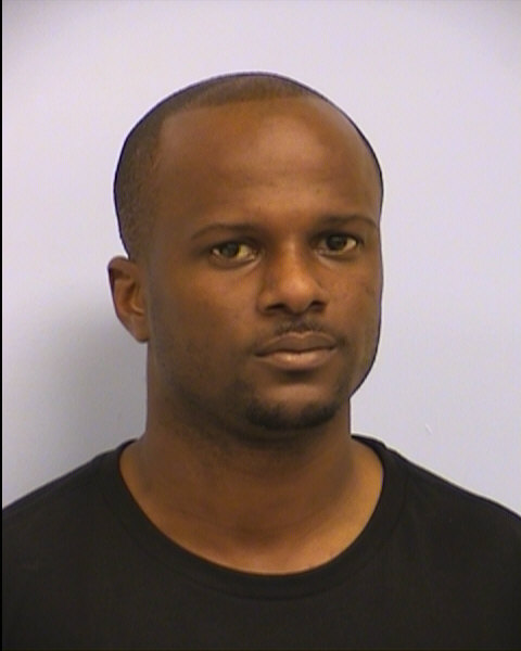 BRANDON REVELS (Travis County Central Booking)
