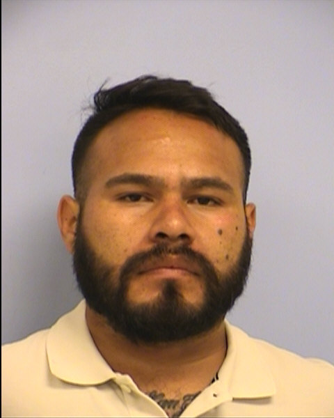 MARIO BALTAZAR MORENO (Travis County Central Booking)