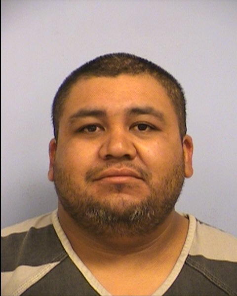 VICTOR SANCHEZ-HERNANDEZ (Travis County Central Booking)