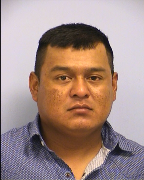 MIGUEL MEZA (Travis County Central Booking)