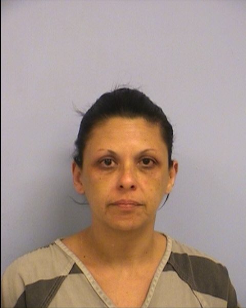 JENNISE GARCIA (Travis County Central Booking)