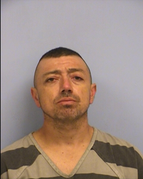 JUAN SALINAS (Travis County Central Booking)