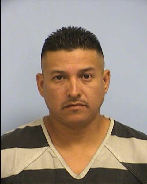 JAIME CERVANTES (Travis County Central Booking)