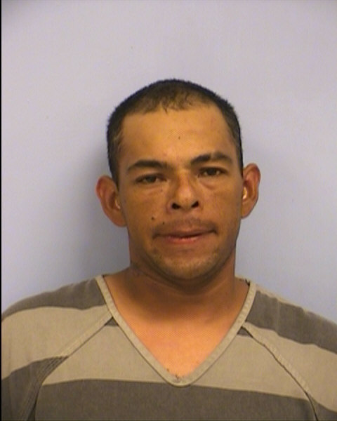 JIMMY LEDESMA (Travis County Central Booking)