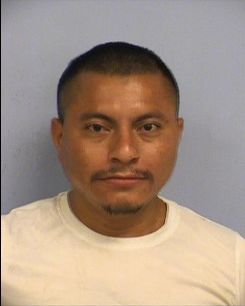 JUAN ROMERO RAMIREZ (Travis County Central Booking)