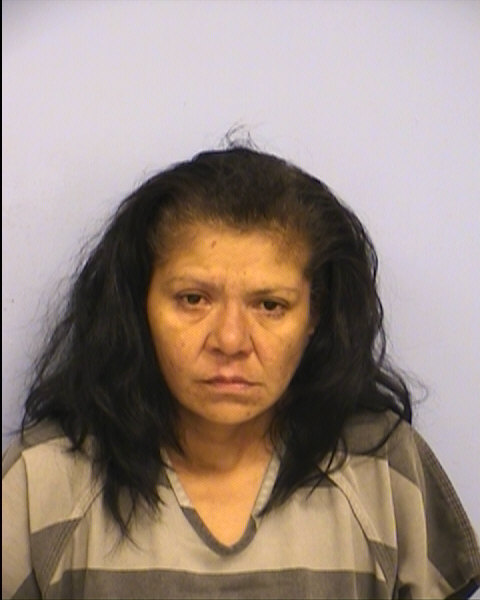 CHRISTINA RODRIGUEZ (Travis County Central Booking)