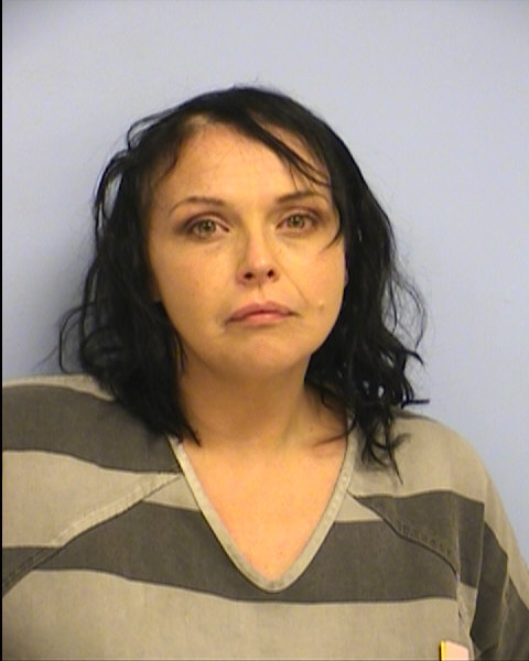 KRISTINE GRAGG (Travis County Central Booking)