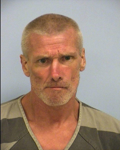 MARK RICKETTS (Travis County Central Booking)