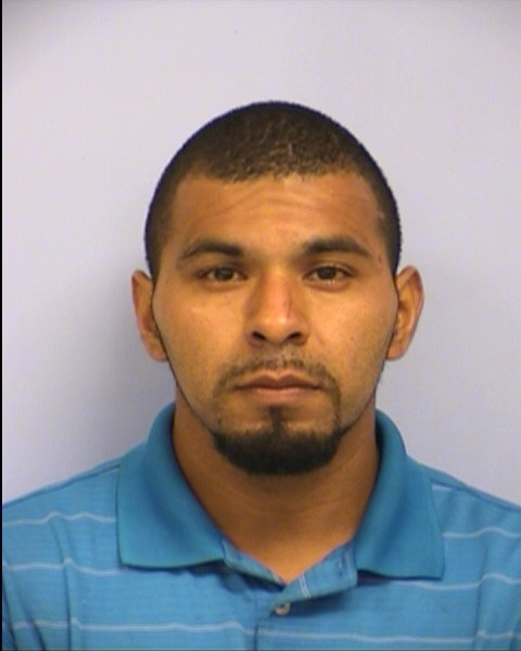 JOSHUA SERRATO (Travis County Central Booking)