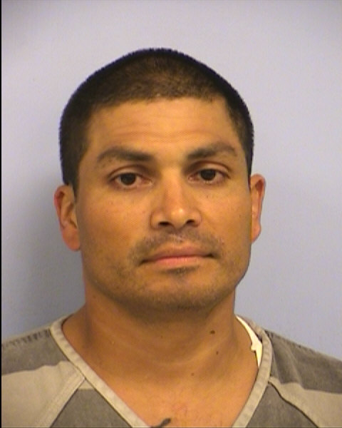 JIMMY GONZALES (Travis County Central Booking)