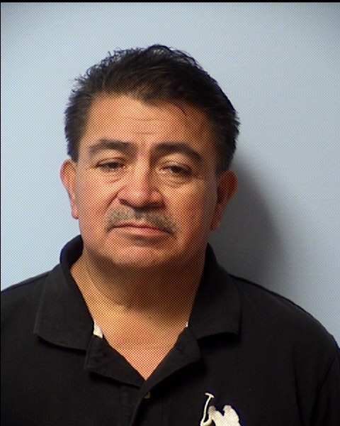 LEOBARDO MEDINA (Travis County Central Booking)