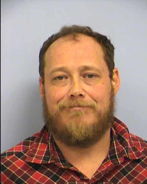 JAMES FOSS (Travis County Central Booking)