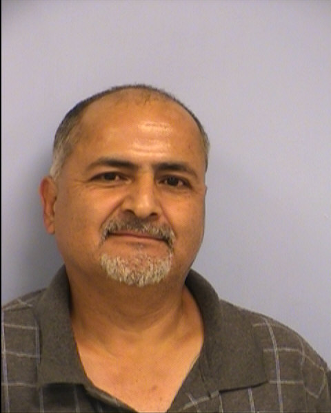 LOUIS LONGORIA (Travis County Central Booking)