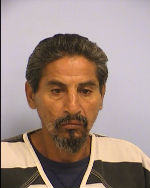JOSE MORENO (Travis County Central Booking)