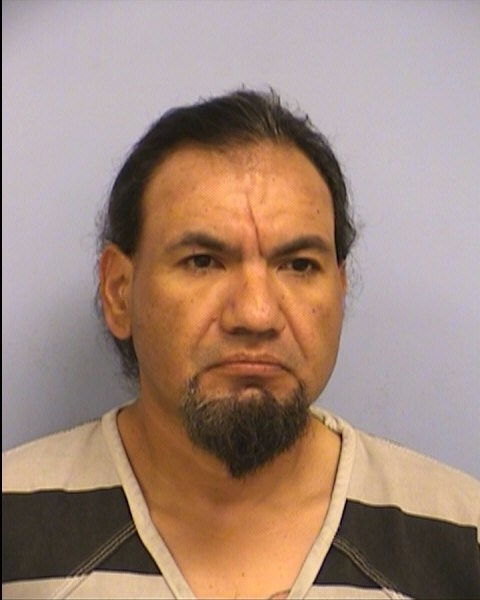 FRANK GARCIA (Travis County Central Booking)