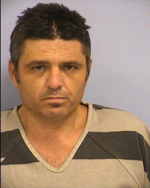 CLINT STRACNER (Travis County Central Booking)