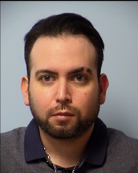 RUDOLPH MARTINEZ (Travis County Central Booking)