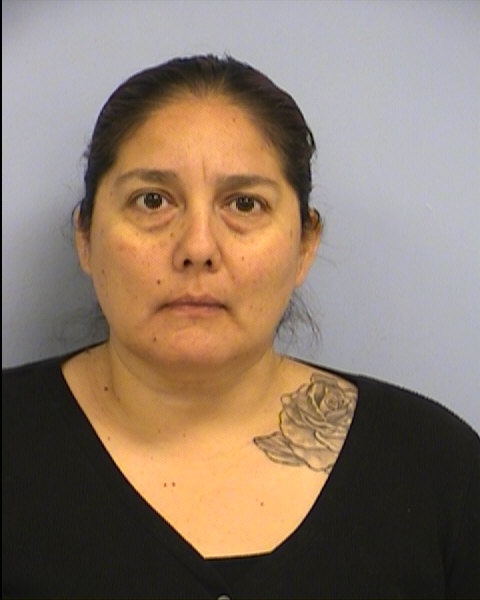 ANNA DIAZ (Travis County Central Booking)