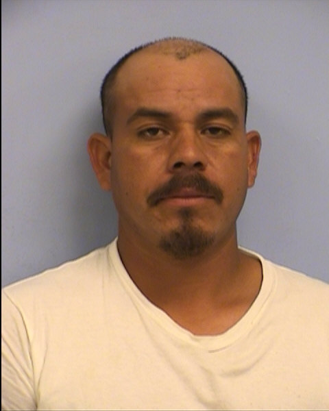 FRANCISCO JAVIER (Travis County Central Booking)