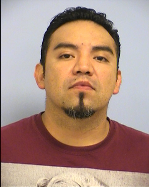 JOSE GONZALES (Travis County Central Booking)