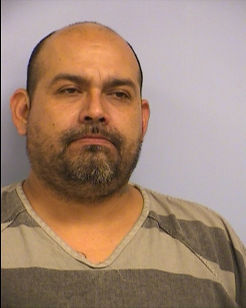 OSSIEL SALINAS (Travis County Central Booking)