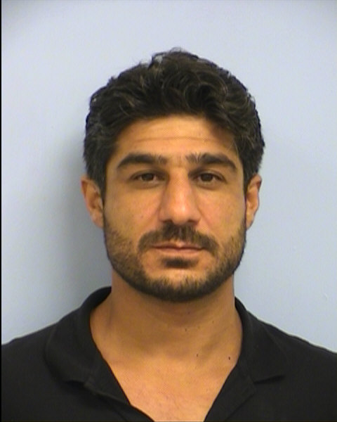 KAMYAR HAGHIGHI (Travis County Central Booking)