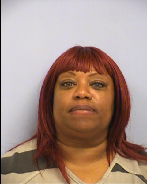 PAULA BROCK (Travis County Central Booking)