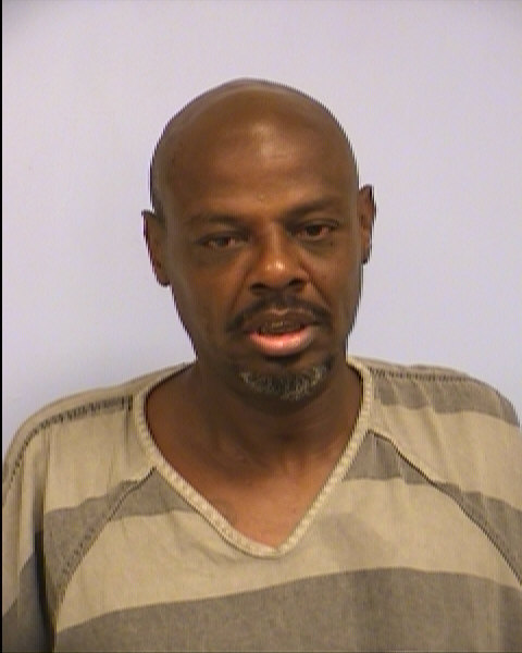 RONNIE SHELBY (Travis County Central Booking)