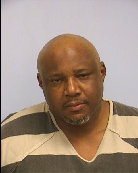 TERRENCE SCOTT (Travis County Central Booking)