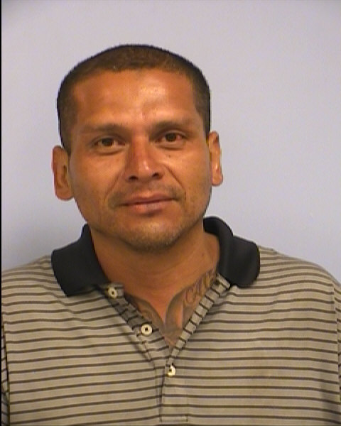 ANTHONY JAIMES (Travis County Central Booking)