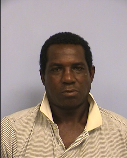 GUY WASHINGTON (Travis County Central Booking)