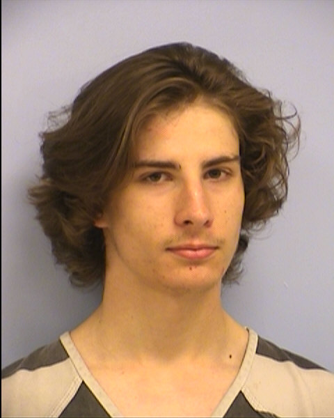 DYLAN FELDT (Travis County Central Booking)