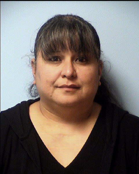 MARYLOU URBINA (Travis County Central Booking)